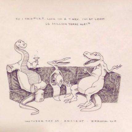illustration-Inktober-2019-23-Ancient